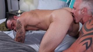 MenOver30 - Mature Daddy Dallas Steele Wants Rough Sex