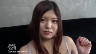 Tall Sexy Japanese Neighbor Nanase Gets Her Wifi Router Repaired (WMAF) - Covert Japan
