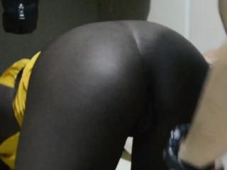"Bdsm soft because her ass is spetacular. Casting ""black Step daughter"" film"