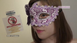 Blowjob by My Japanese Beautiful Adulterous Lover with Fair Skin 4K