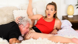 DevilsFilm Waitress Katie Kush Has Her Tight Pussy Destroyed By An Old Perv Customer