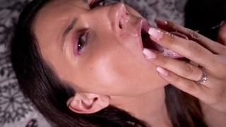 JOI POV Blowjob Deepthroat Cum Play