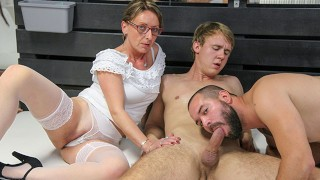 Spitroasted Wife wants More