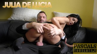PASCALSSUBSLUTS - Latina Julia de Lucia Dominated Hardcore