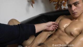 Body Worship and Nude Muscle - Gypsy Rodrigo Rossallini