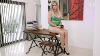 Step Mom must Sell her Ass to Pay for My College - Cory Chase