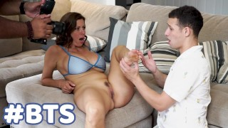 BANGBROS - Behind The Scenes With MILF Pornstars Alexis Fawx & Katie Monroe
