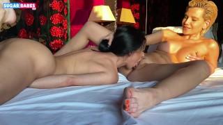 Inna Innaki seduce Subil Arch : SUGARBABESTV