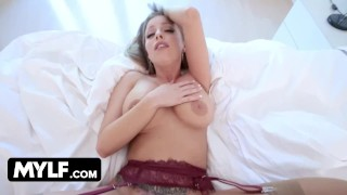 Big Titted Blonde Milf Britney Amber Gets Multiple Orgasms During Sex Marathon With Younger Guys