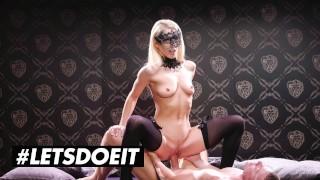 XCHIMERA - Blonde Beauty Nesty Has The Best Fantasy Fuck Of Her Life - LETSDOEIT