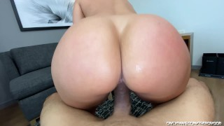 fucked my big booty wifey after the gym