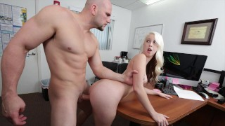 BANGBROS - Darcie Belle Wants To Get Into The Porn Business, So We Decided To Give Her A Shot