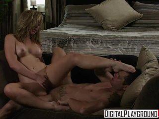 Digital Playground – Kayden Kross & Nacho Vidal – Home Wrecker 2, Scene 3