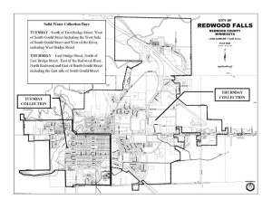 Garbage Services — City of Redwood Falls, MN
