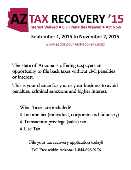 TaxRecovery2015Flyer