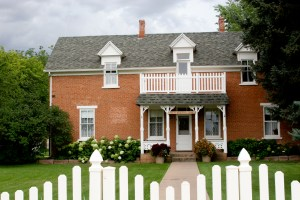 Jesse N. Smith Home