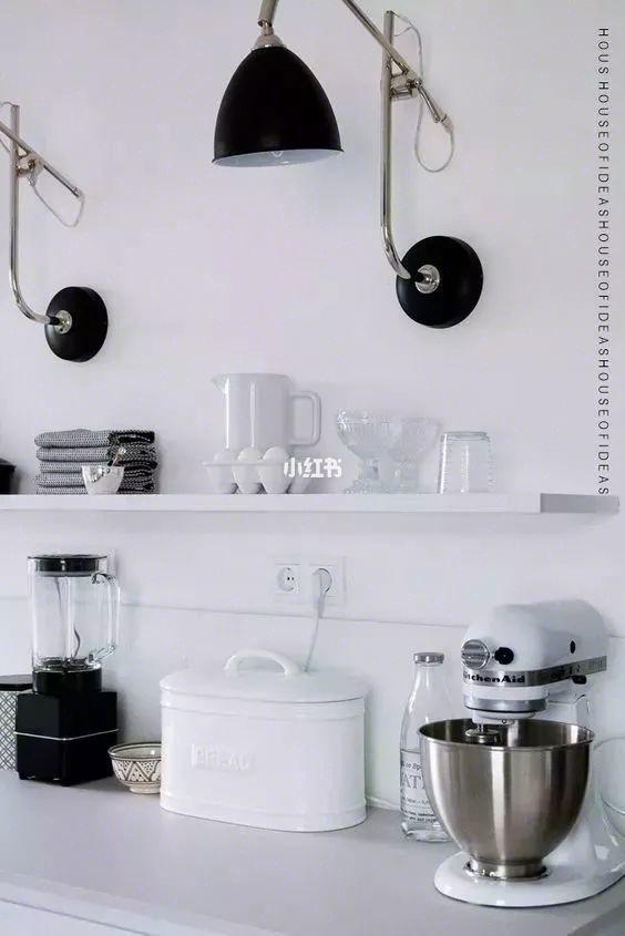 kitchen aid parts plates to hang on wall 菠萝斑马 厨师机测评家居家居好物装修记录厨房神器提升幸福感的家居小物 家居家装 装修 小红书