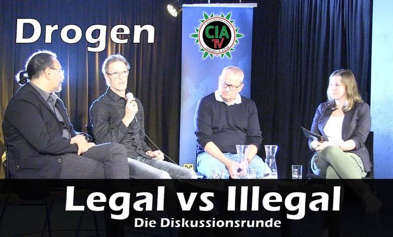 Drogen Legal Illegal
