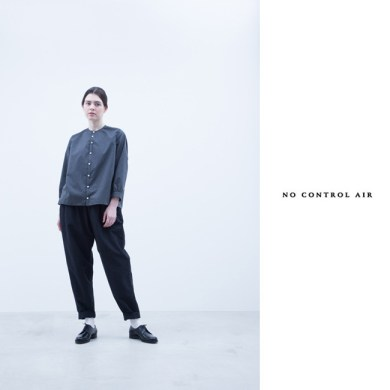 [ no control air | ノーコントロールエアー ] 2017 a/w collection , official look book.