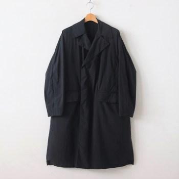 TEATORA | テアトラ [ DEVICE COAT PACKABLE #BLACK [tt-102-P] ]