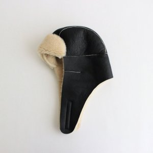 YOKE   ヨーク [ MOUTON FRIGHT CAP #BLACK [YK21AW0269A] ]