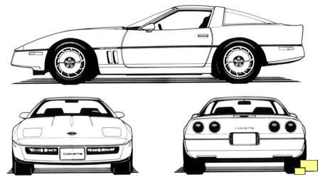 C6 Corvette Motor Z06 Corvette Motor Wiring Diagram ~ Odicis