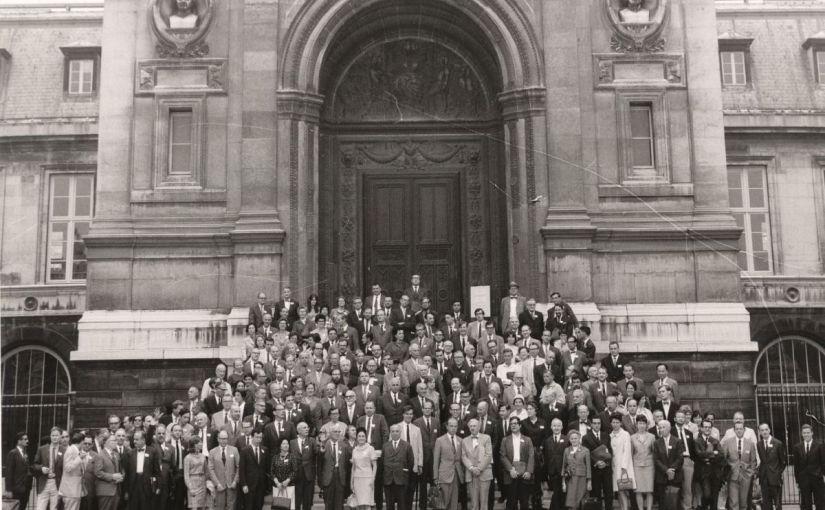XIIe Congrès International d'Histoire des Sciences, Paris, 1968