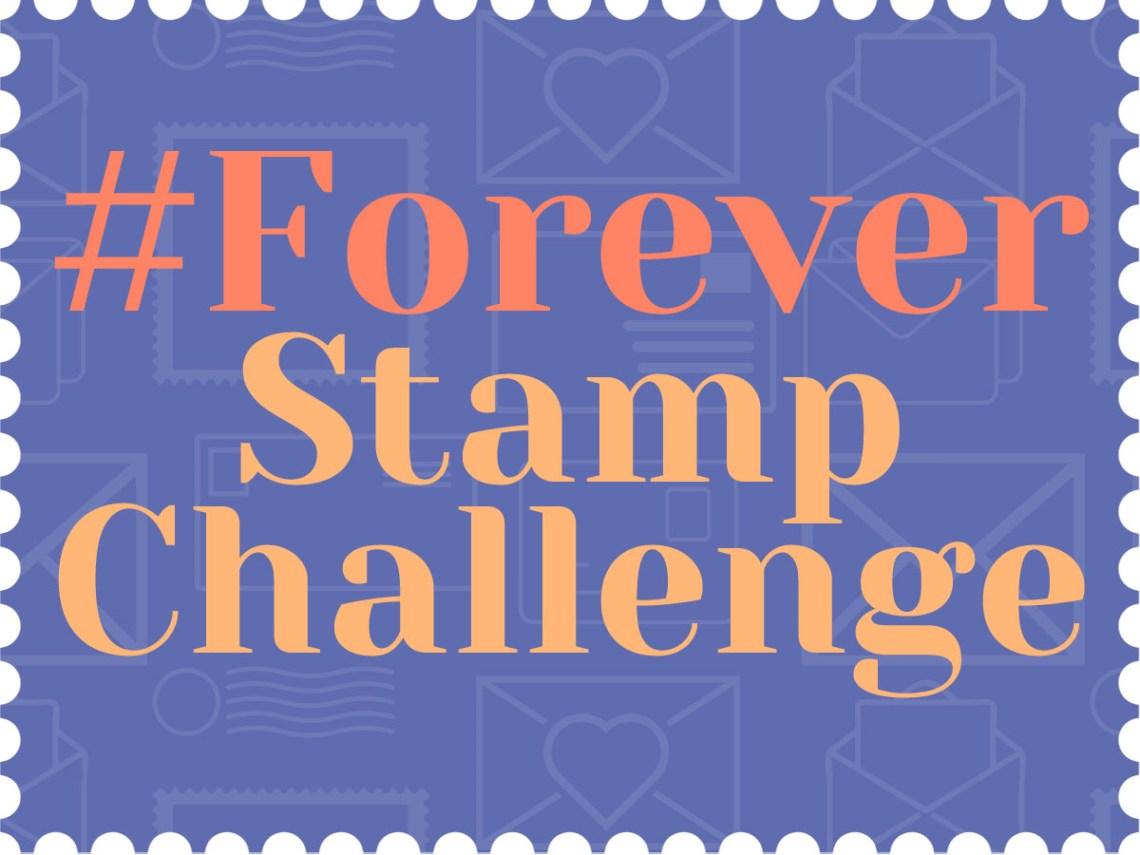 #ForeverStampChallenge