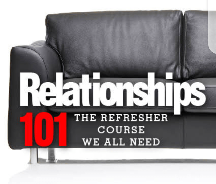 How to recover from a relationship