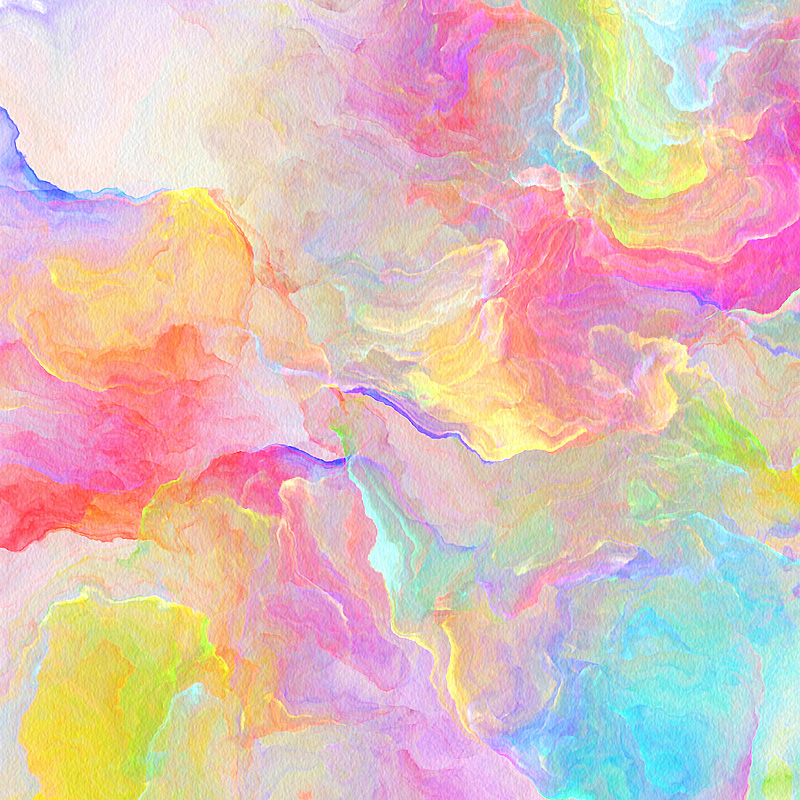 eloquence abstract art painting