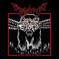 PRIMITIVE - Negro Metal da Morte - CD