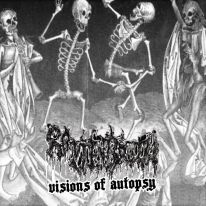 ROTTENBROTH - Visions of Autopsy - CD
