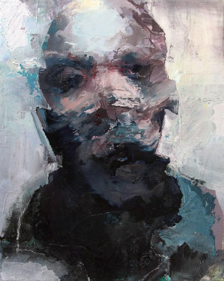 Tronie - Head of a Man