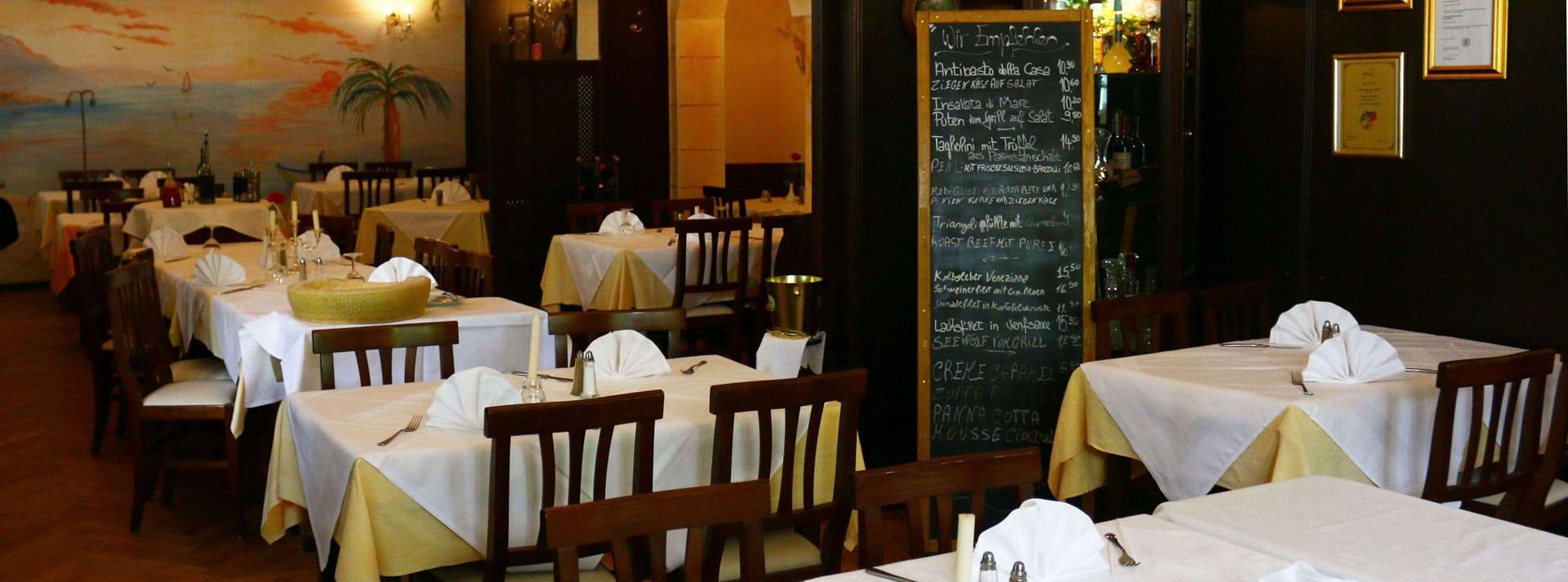 Italienisches Restaurant Giesing- / Haidhausen