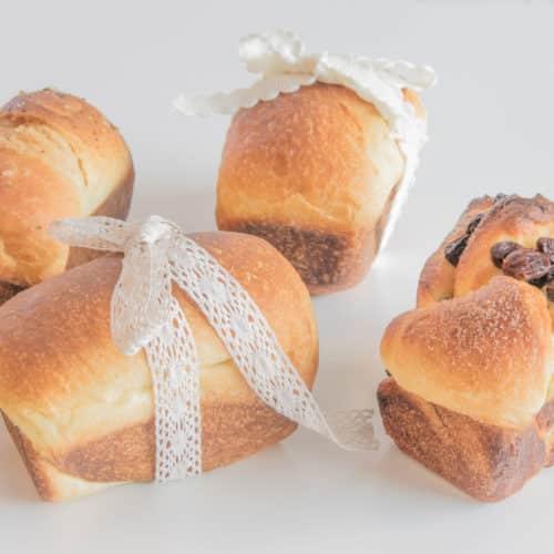 超柔軟綿密布里歐(Brioche)麵包: 四種口味一次滿足   巧兒灶咖 Ciao! Kitchen