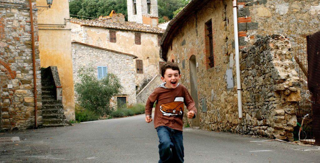 Italy Family Vacations  Ciao Bambino