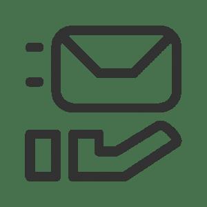 Bewerbung-Freiberufler-Brief-Express-Icon