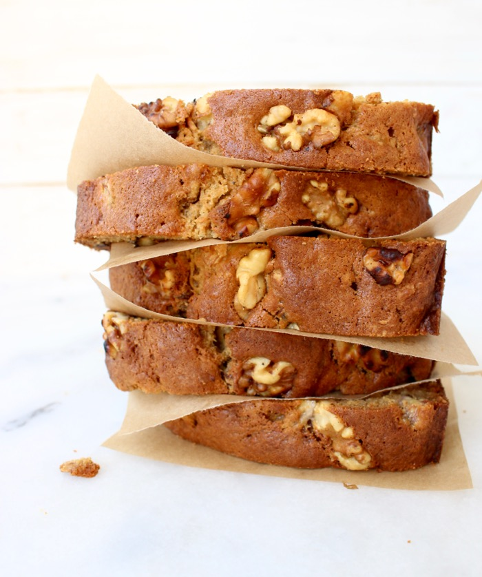 banana nut bread recipe walnut bull easy italian recipes