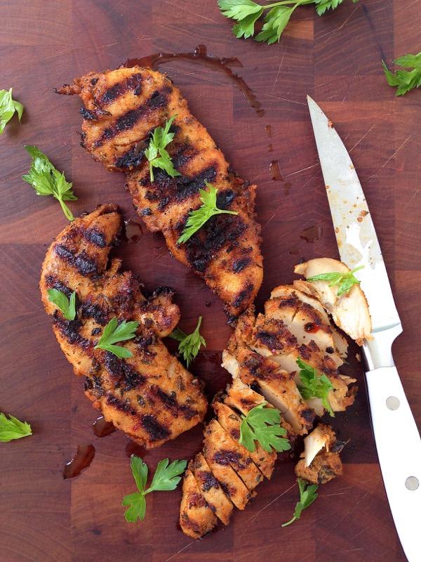 Best Grilled Chicken Tenderloin Recipe