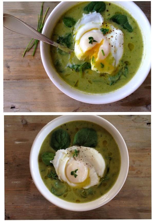 Broccoli Spinach Soup Recipe - Ciao Florentina