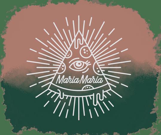 Logo MariaMaria - neapolitanische Pizza & Bar in Würzburg