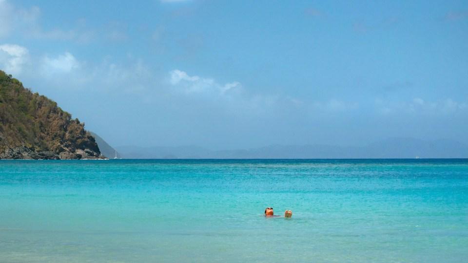 Cane Beach, Tortola, B.V.I.