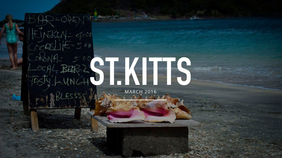 St. Kitts Photography