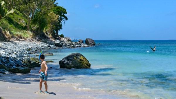Tortola, Caribbean Beach