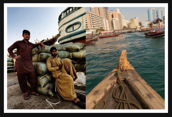 Dubai Dhow Wharfage