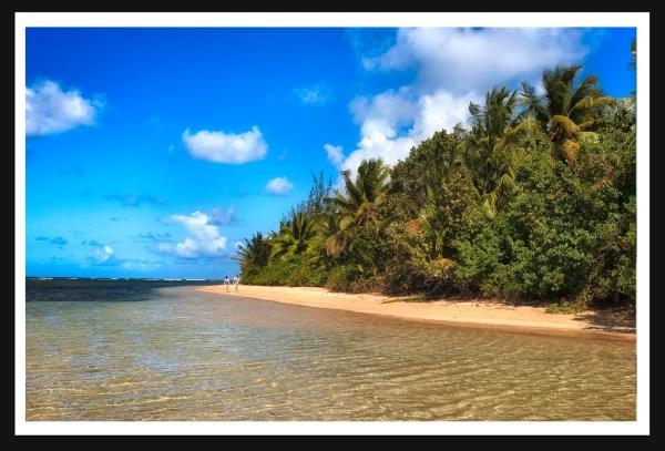 Beach view, Puerto Rico