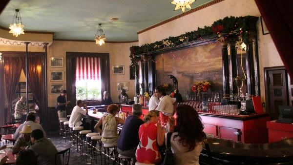 El Floridata, Hemingway bar