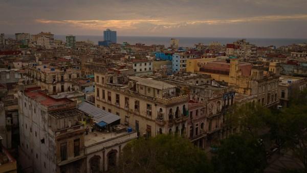 Parque Hotel Havana Rooftop
