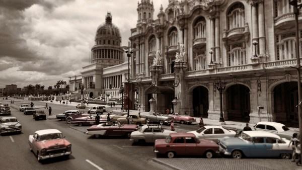 Havana Parque Central
