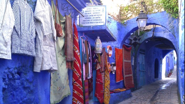 Blue City_Chefchaouen, Morocco